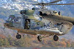 MIL MI 171 S Tchèque hélicoptère militaire