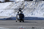 EC 155 Heli Air Monano alignement décollage