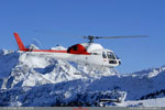 SAF Helicoptere secours