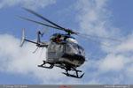 EC 145 au décollage pour un secour