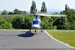 Agusta 109 Grand au décollage