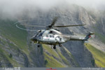 Super puma Eagle helicopter