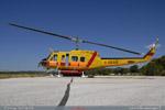 Bell 205A-1 attente de départ