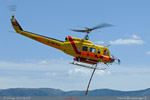 Bell 205A-1 départ pour feux de forêt