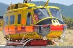 Pilote du Bell 205