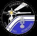 SAG DAG écusson détatachment aérien gendarmerie