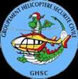 écusson hélicoptère dragon de la sécurité civile EC145