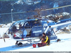 Alouette lll SA 319B