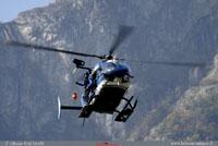 Secours héliporté en Maurienne DAG Modane F-MJBH Choucas 73