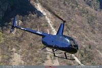 Robinson Raven ll R44 . F-GXJT