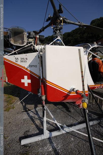 Remplissage réservoir essence et traitement