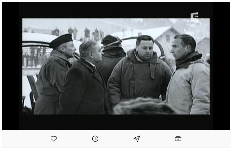 Secours de Vincedon et Henry 1956