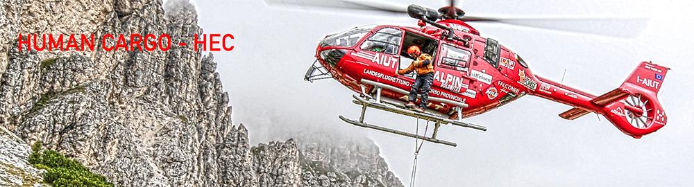 Bienvenue sur la page technique de secours héliporté